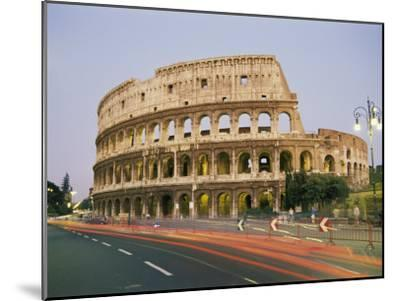 A View of the Colosseum-Richard Nowitz-Mounted Photographic Print