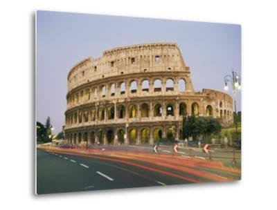 A View of the Colosseum-Richard Nowitz-Metal Print
