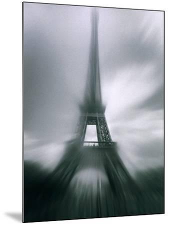Eiffel Tower, Paris, Ile-De-France, France-Mark Newman-Mounted Photographic Print