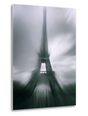 Eiffel Tower, Paris, Ile-De-France, France-Mark Newman-Metal Print
