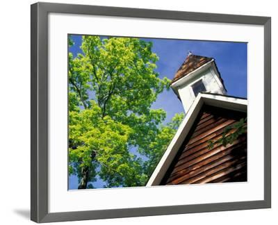 Old School House, Palisades Park, Alabama, USA-William Sutton-Framed Photographic Print