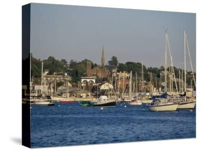 Newport, Rhode Island, USA--Stretched Canvas Print
