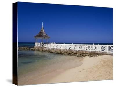 Montego Bay Jamaica--Stretched Canvas Print
