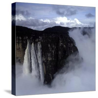 Angel Falls, Venezuela--Stretched Canvas Print