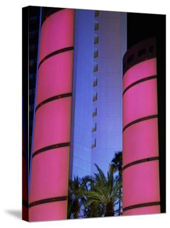 Bally's Hotel and Casino, Las Vegas, Nevada, USA--Stretched Canvas Print