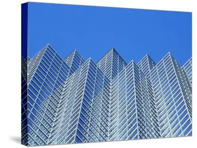 Bank of America, Dallas, Texas, USA--Stretched Canvas Print