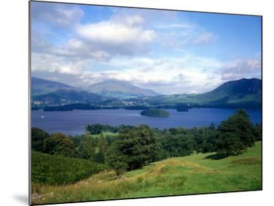 Thirlmere in the Lake District Cumbria, July 1980--Mounted Photographic Print