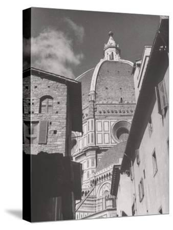 Dome of the Cathedral of Santa Maria Del Fiore, Florence-Filippo Brunelleschi-Stretched Canvas Print