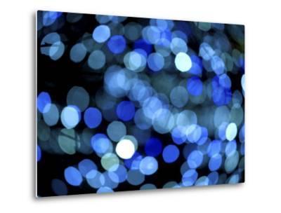Christmas Lights, Tokyo, Japan-Rob Tilley-Metal Print