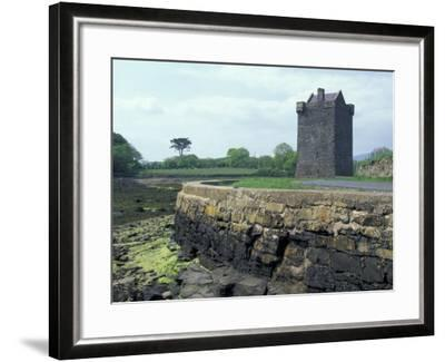 Grace O'Malley Castle, County Mayo, Ireland-William Sutton-Framed Photographic Print