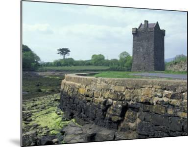 Grace O'Malley Castle, County Mayo, Ireland-William Sutton-Mounted Photographic Print