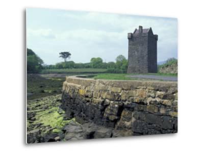 Grace O'Malley Castle, County Mayo, Ireland-William Sutton-Metal Print