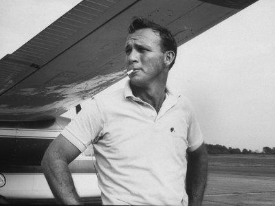 Golfer Arnold Palmer-John Dominis-Premium Photographic Print