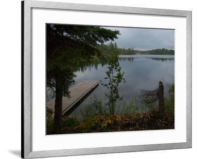 Lake of the Woods, Ontario, Canada-Keith Levit-Framed Photographic Print