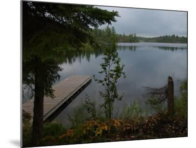 Lake of the Woods, Ontario, Canada-Keith Levit-Mounted Photographic Print