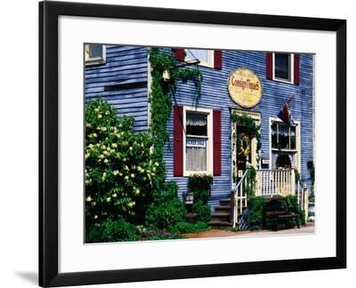 Antique Store in Downtown, St. Charles, United States of America-Richard Cummins-Framed Photographic Print