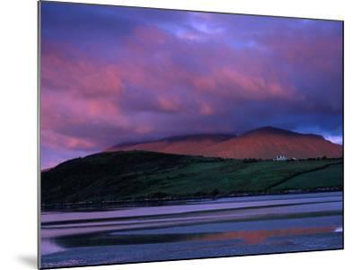 Stadbally and Bernoskee Mountains Seen from Clogbane, Dingle, Ireland-Gareth McCormack-Mounted Photographic Print