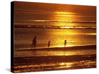 Skaket Beach, Cape Cod, MA-John Greim-Stretched Canvas Print