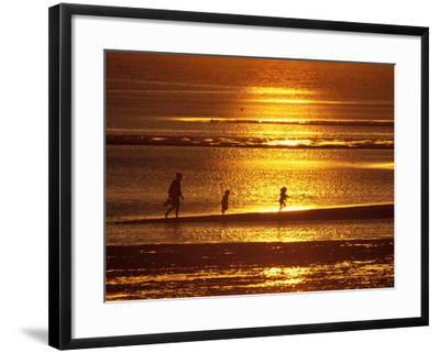 Skaket Beach, Cape Cod, MA-John Greim-Framed Photographic Print