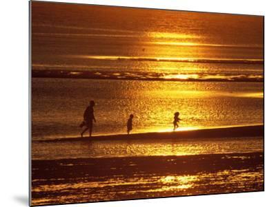 Skaket Beach, Cape Cod, MA-John Greim-Mounted Photographic Print