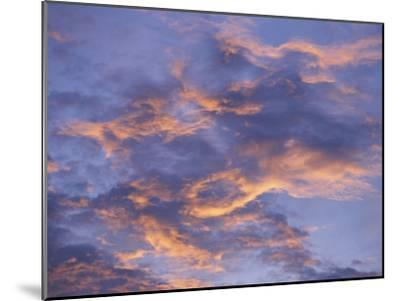 Sunset Sky over Nipomo-Marc Moritsch-Mounted Photographic Print
