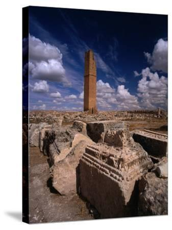 Ancient Ruins, Harran, Turkey-Izzet Keribar-Stretched Canvas Print