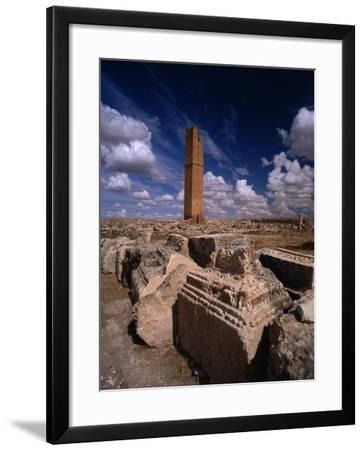 Ancient Ruins, Harran, Turkey-Izzet Keribar-Framed Photographic Print