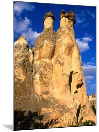 "Pasabagi ""Fairy Chimneys"" Mountains, Cappadocia, Turkey-Wayne Walton-Mounted Photographic Print"
