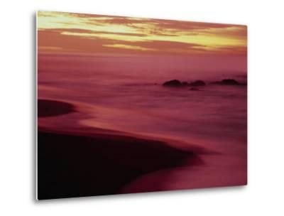 Land's End, Cabo San Lucas-Stuart Westmorland-Metal Print