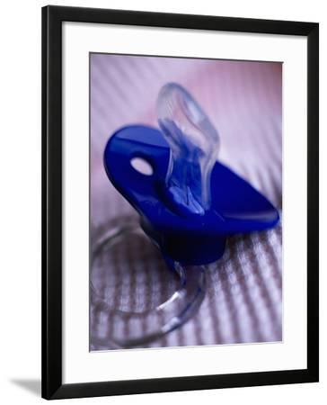 Baby Pacifier-Mitch Diamond-Framed Photographic Print