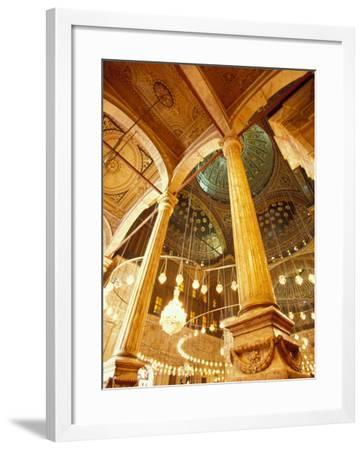 Muhammad Ali Mosque, Cairo, Egypt-Stuart Westmoreland-Framed Photographic Print