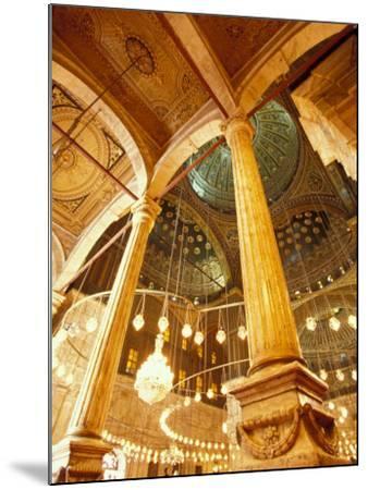 Muhammad Ali Mosque, Cairo, Egypt-Stuart Westmoreland-Mounted Photographic Print