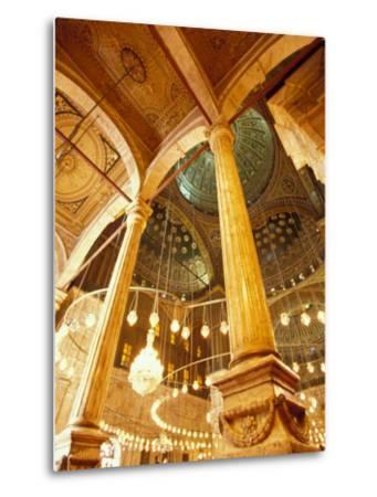 Muhammad Ali Mosque, Cairo, Egypt-Stuart Westmoreland-Metal Print