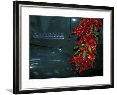 Santa Fe, New Mexico, USA-Judith Haden-Framed Photographic Print
