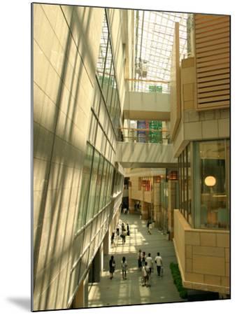 Shopping Centre in Roppongi Hills, Tokyo, Japan-Greg Elms-Mounted Photographic Print