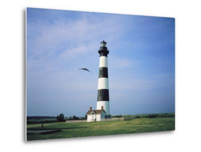 Bodie Island Lighthouse, Part of the Cape Hatteras National Seashore-Vlad Kharitonov-Metal Print