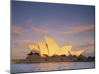 View of the Sydney Opera House-Richard Nowitz-Mounted Photographic Print