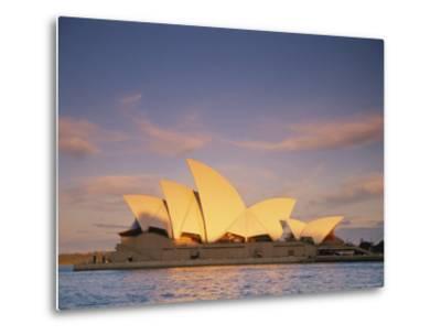 View of the Sydney Opera House-Richard Nowitz-Metal Print