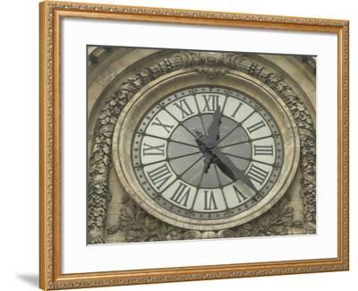 Musee D'Orsay, Paris, France-Keith Levit-Framed Photographic Print