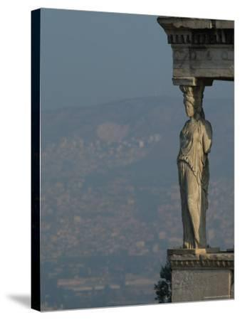 Athens, Greece-Keith Levit-Stretched Canvas Print