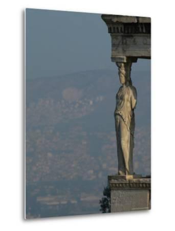 Athens, Greece-Keith Levit-Metal Print