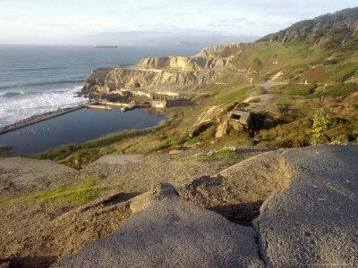 Point Lobos, Sutro Banks-David Wasserman-Framed Photographic Print