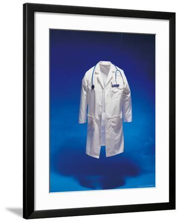 Lab Coat-Michelle Joyce-Framed Photographic Print