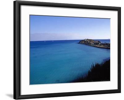 Great Bay, St. Maarten-Bruce Clarke-Framed Photographic Print