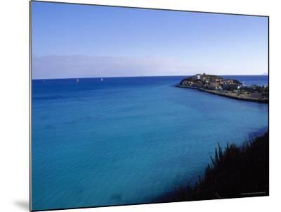 Great Bay, St. Maarten-Bruce Clarke-Mounted Photographic Print