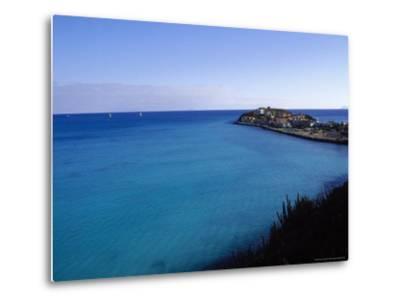 Great Bay, St. Maarten-Bruce Clarke-Metal Print