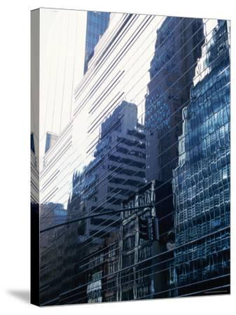 New York City, USA--Stretched Canvas Print