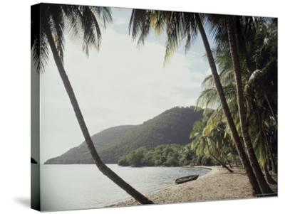 Prince Rupert Bay, Dominica--Stretched Canvas Print