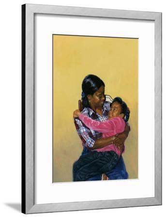 Secure, 1998-Colin Bootman-Framed Giclee Print
