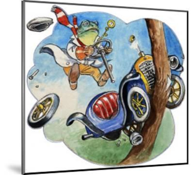 The Wind in the Willows-Philip Mendoza-Mounted Giclee Print